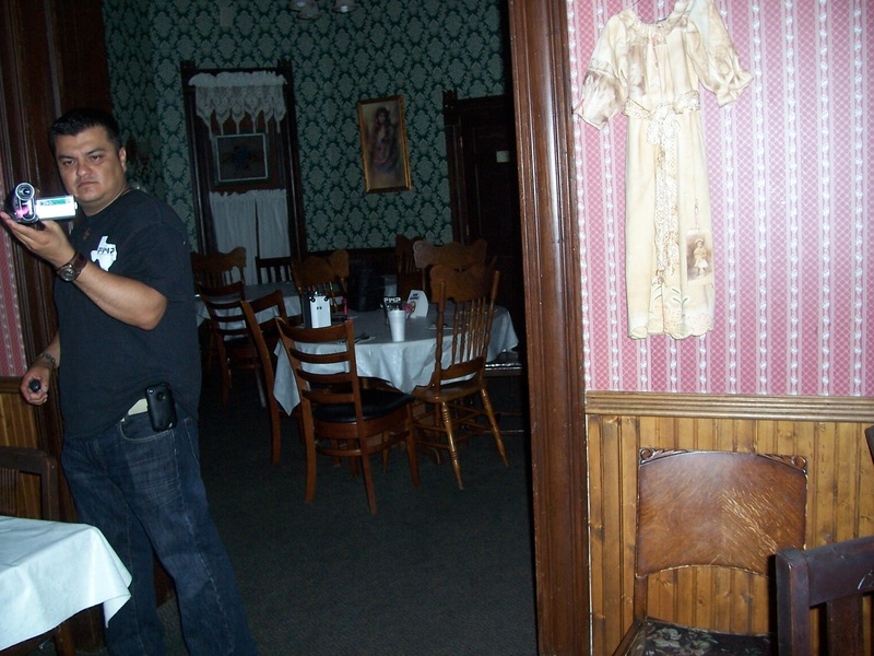 Mario from Fort Worth Paranormal